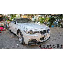 bmw f30 m performance plastic front lip for m sport front bumper