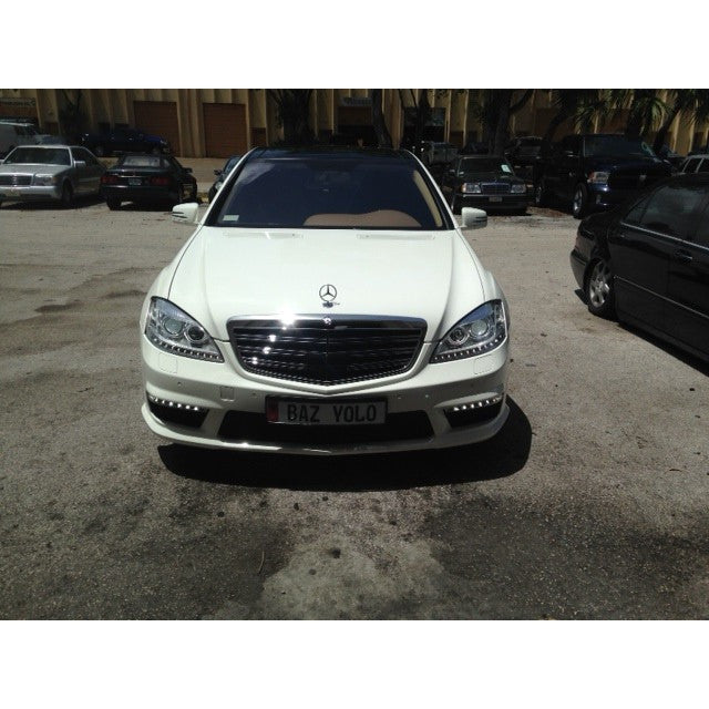 W221 FACELIFT STYLE LED HEADLIGHTS WITH HID