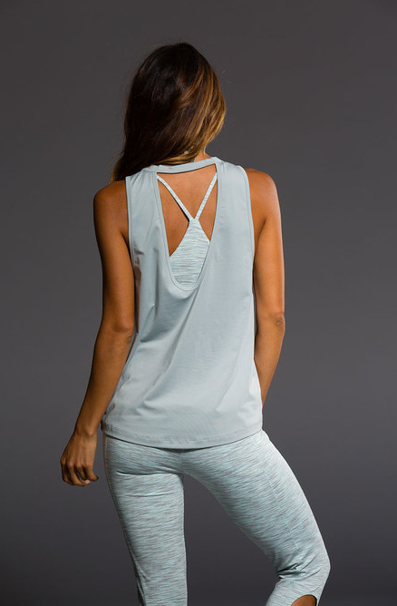 Keyhole Tank Top - NorthPoint Yoga