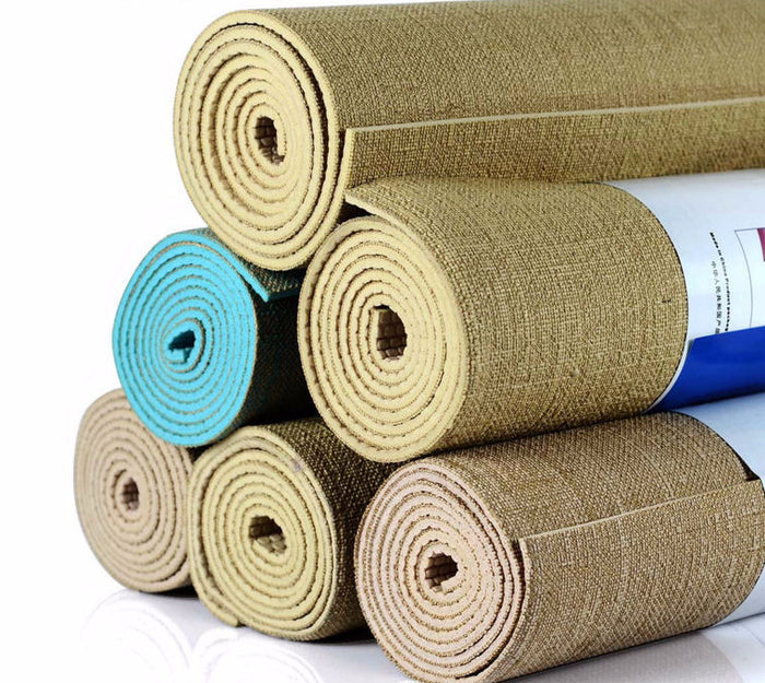 Jute Yoga Mat - NorthPoint Yoga