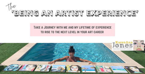 The Being an Artist Experience