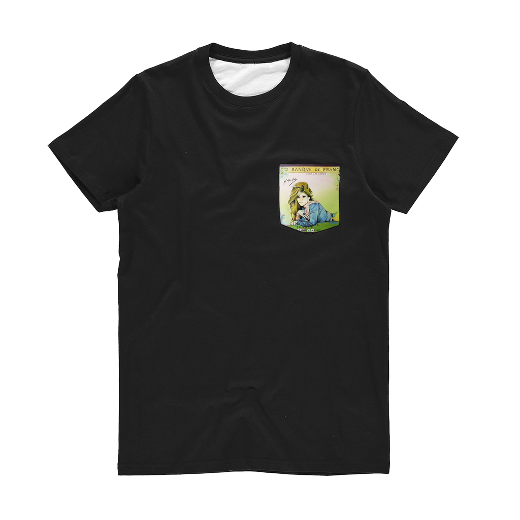Pocket T-Shirt - Franc