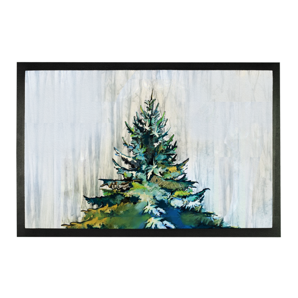 Winter Tree - Doormat