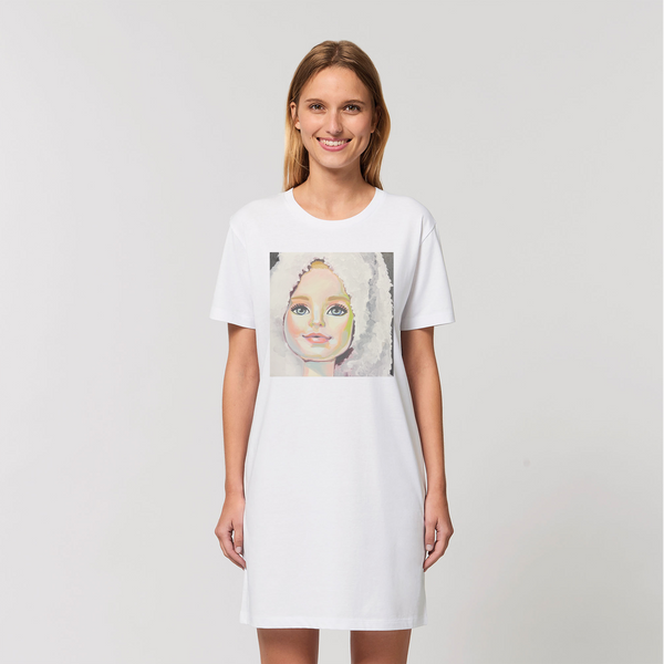 Self Love - Organic T-Shirt Dress