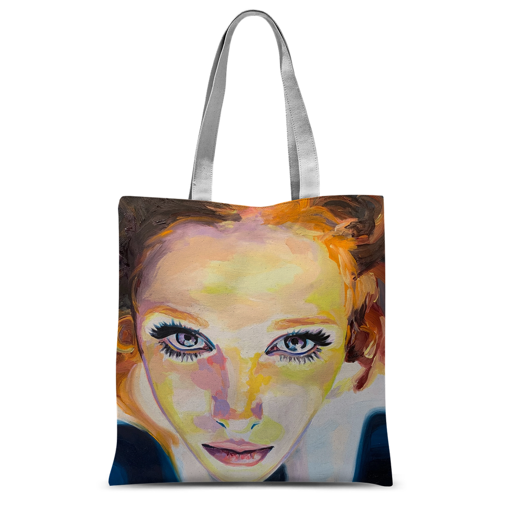 Optimism - Classic Sublimation Tote Bag