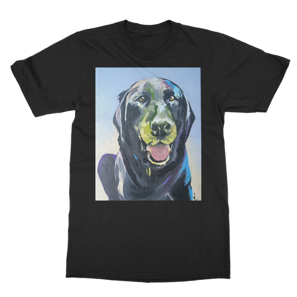Adult T-Shirt - Black Lab