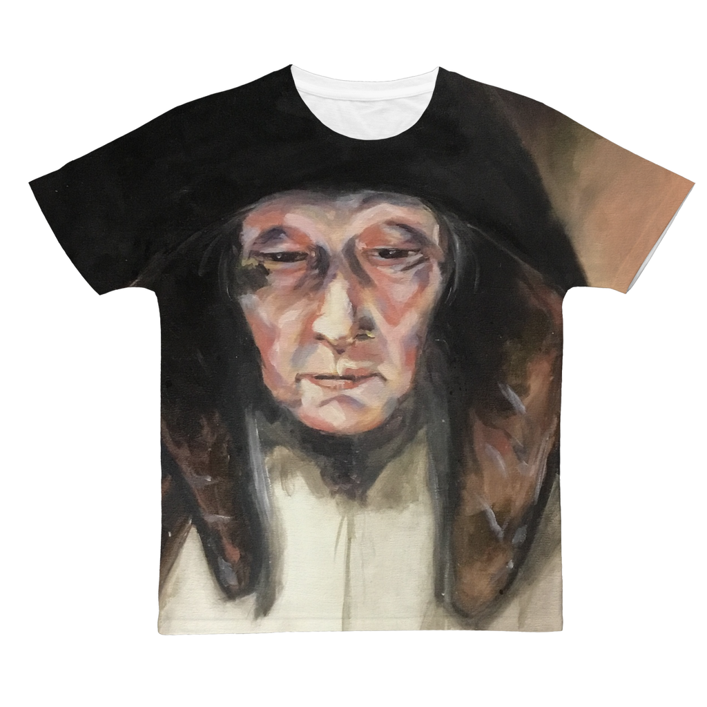 All over T-shirt - Rembrandt