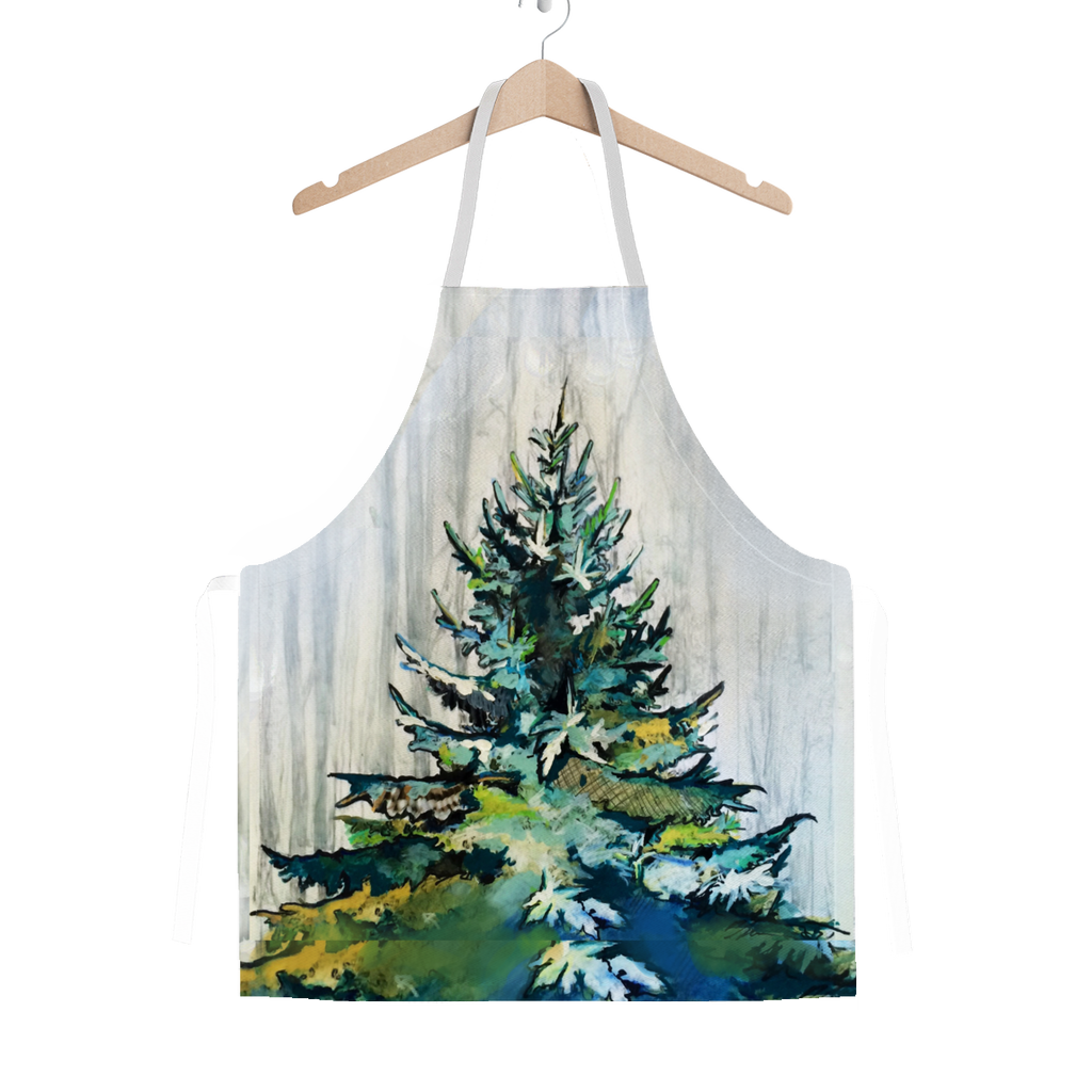 Winter Tree - Adult Apron
