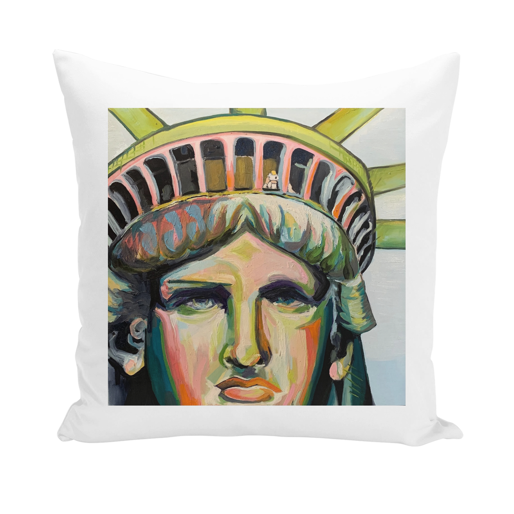 Us - Throw Pillows