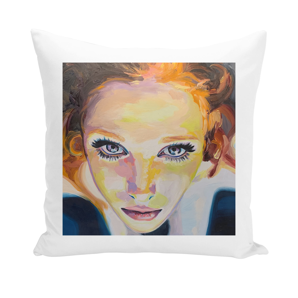 Optimism - Throw Pillows