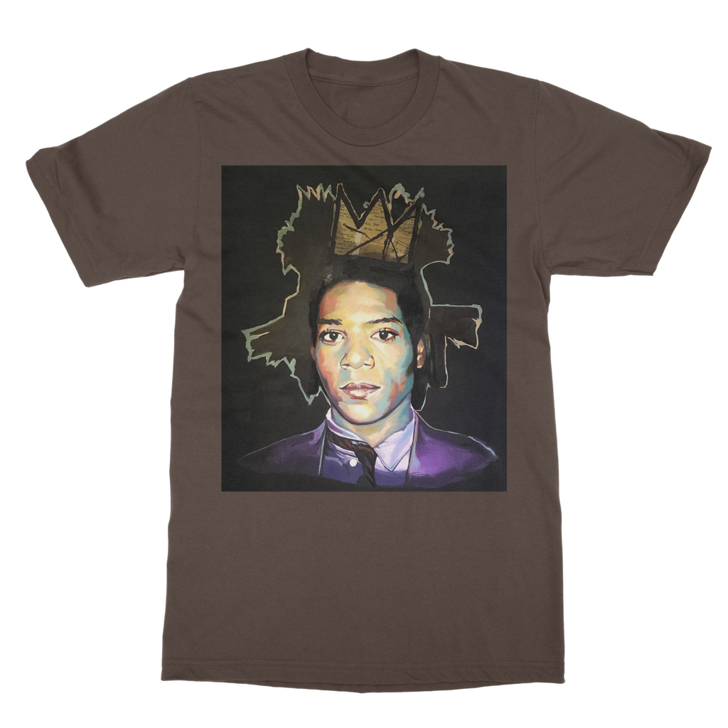 T-Shirt - Basquiat