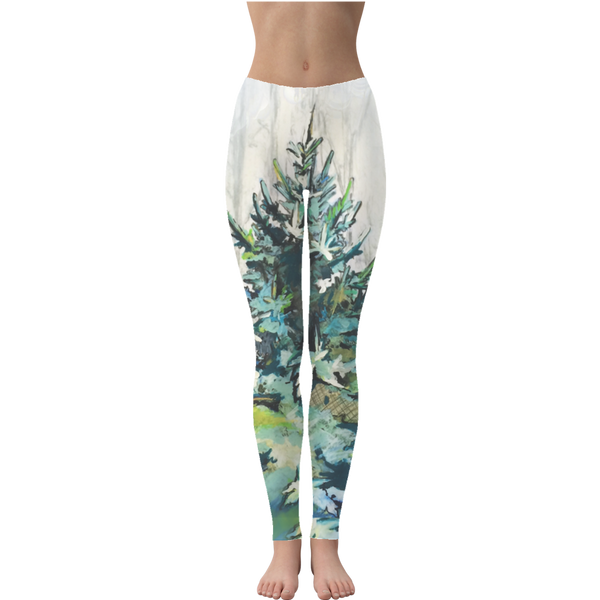 Winter Tree - Leggings