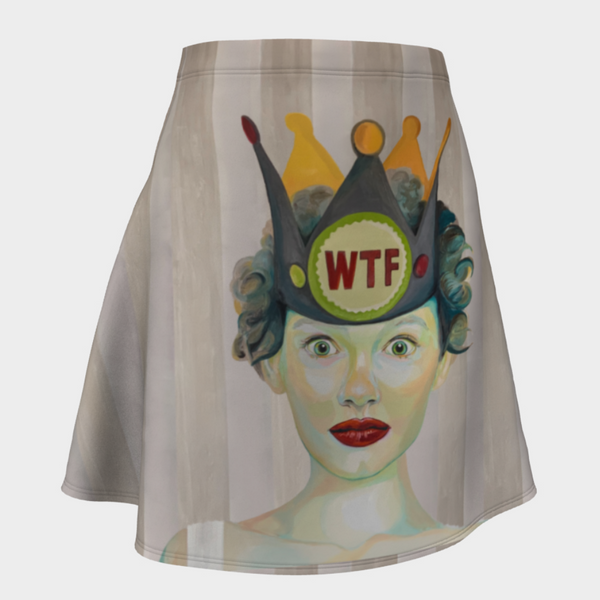 Flair skirt - WTF