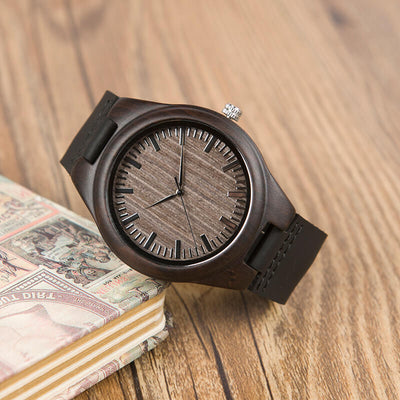 The Most Wonderful Thing (Wood Watch)