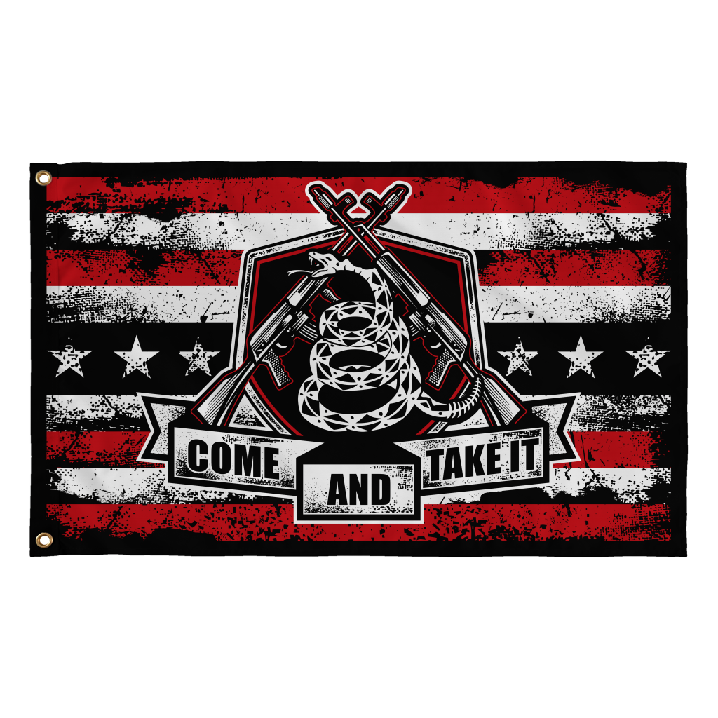 Come and Take It! (Flag)