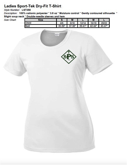 Ladies Sport-Tek Dry-Fit T-Shirt