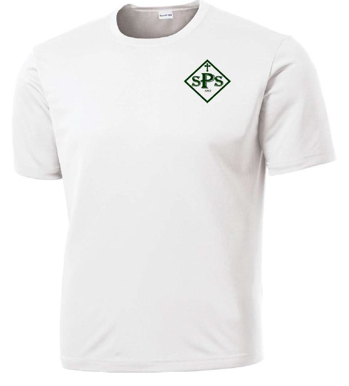 Adult Sport-Tek Athletic Cut Dry-Fit T-Shirt