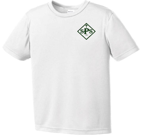 Youth Sport-Tek Athletic Cut Dry-Fit T-shirt