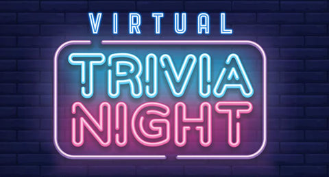 "Virtual Pub Trivia Night ""Sponsored by the Ron Dunn Agency"""
