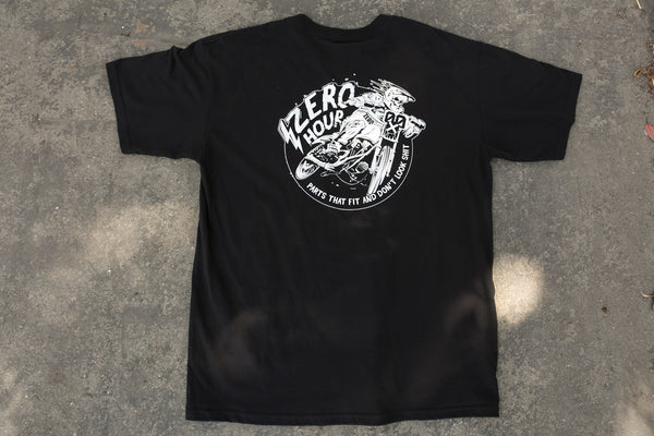 Zero Hour T-Shirt - Tracker
