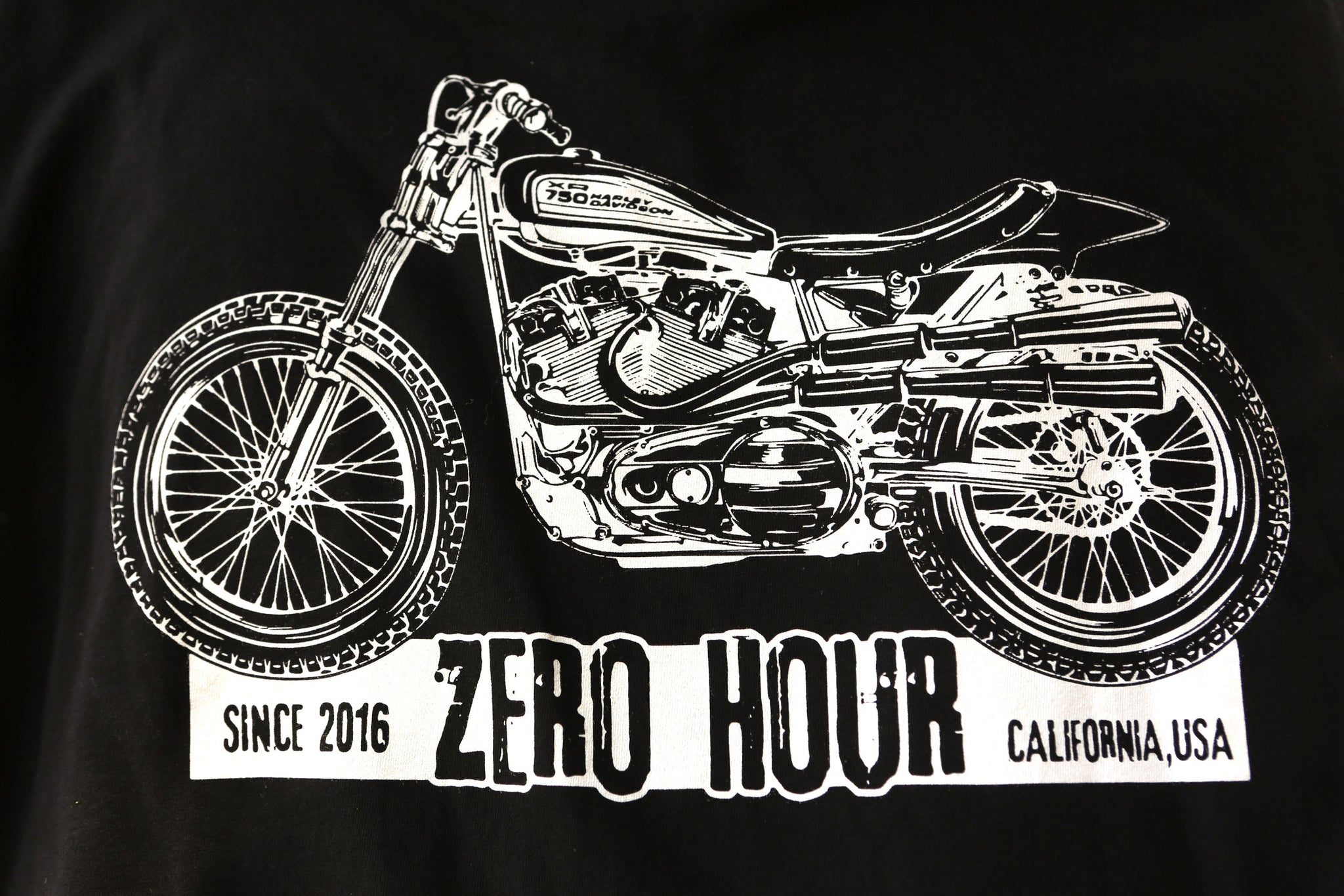 Zero Hour T-Shirt - XR750