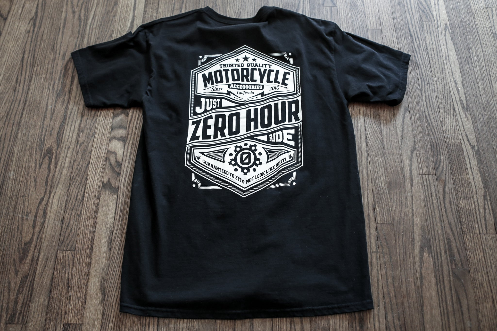 Zero Hour T-Shirt - Just Ride