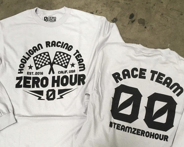 ZERO HOUR RACE TEAM JERSEY