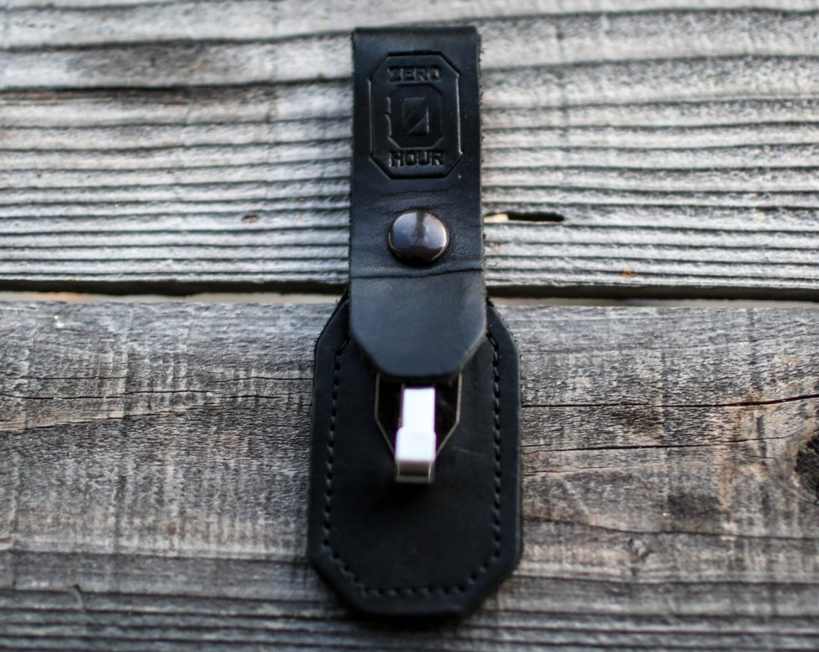 Zero Hour Belt Loop Key Keeper