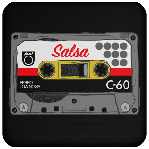 Salsa Mix Tape UN5677 Coaster