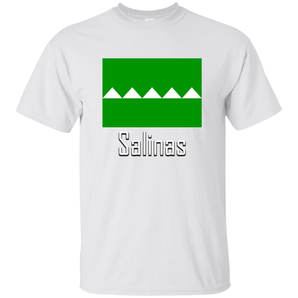 Salinas Flag G200 Gildan Ultra Cotton T-Shirt - PR FLAGS UP