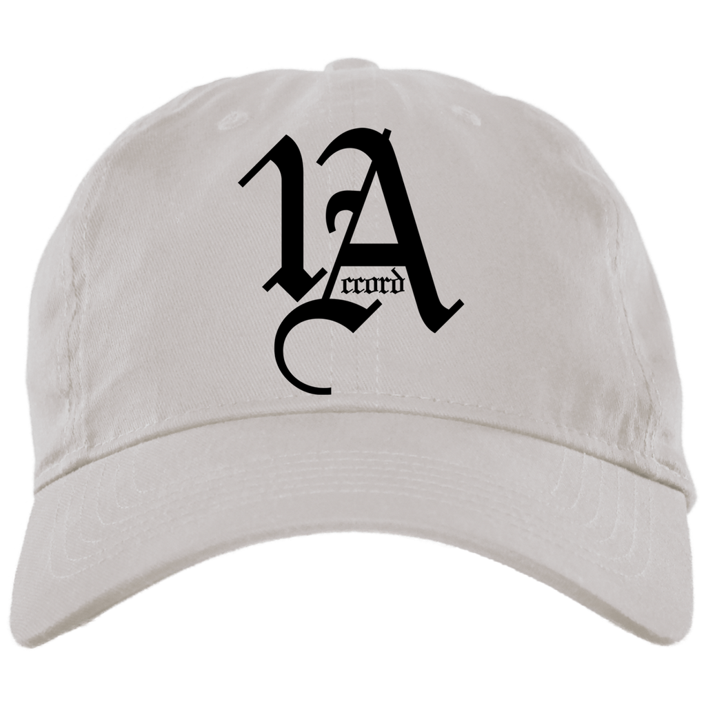 One Accord BX001 Brushed Twill Unstructured Dad Cap