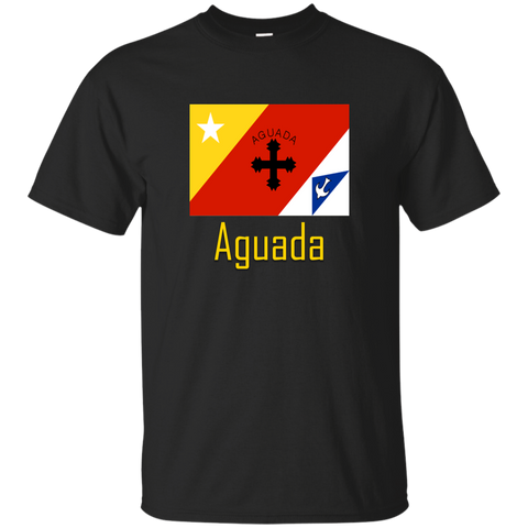 Aguada Flag G200 Gildan Ultra Cotton T-Shirt - PR FLAGS UP