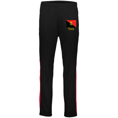Ponce Flag 7761 Augusta Youth Performance Colorblock Pants - PR FLAGS UP