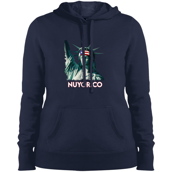 NuyoRico LST254 Ladies' Pullover Hooded Sweatshirt
