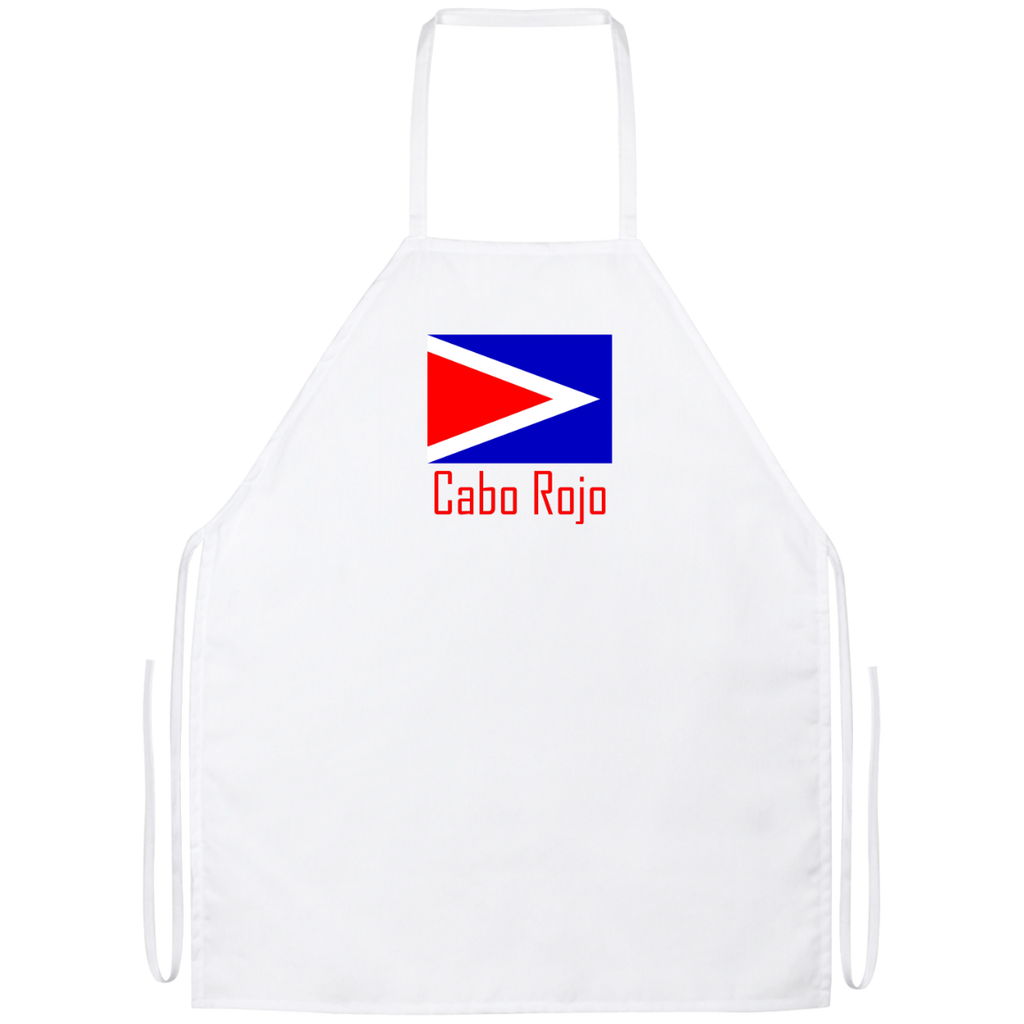 Cabo Rojo Flag Apron - PR FLAGS UP