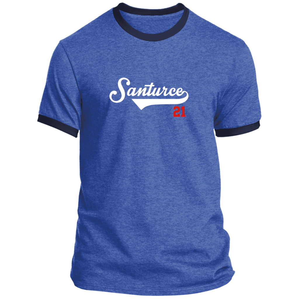 Santurce 21 PC54R Ringer Tee