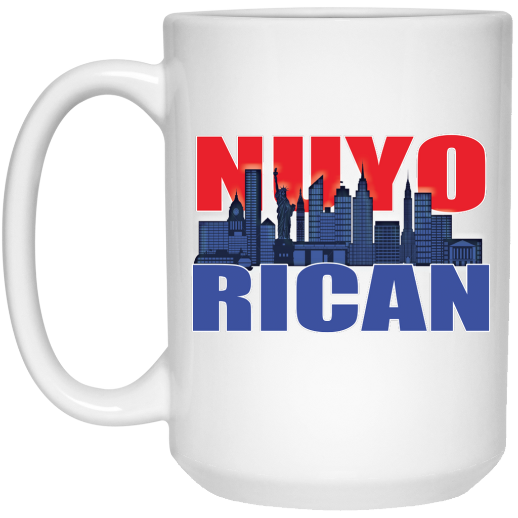 Home pr flags up buy puerto rican flag shirts online pr flags up nuyorican 2 mug 15oz biocorpaavc Choice Image