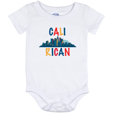 Cali Rican IO12M Baby Onesie 12 Month
