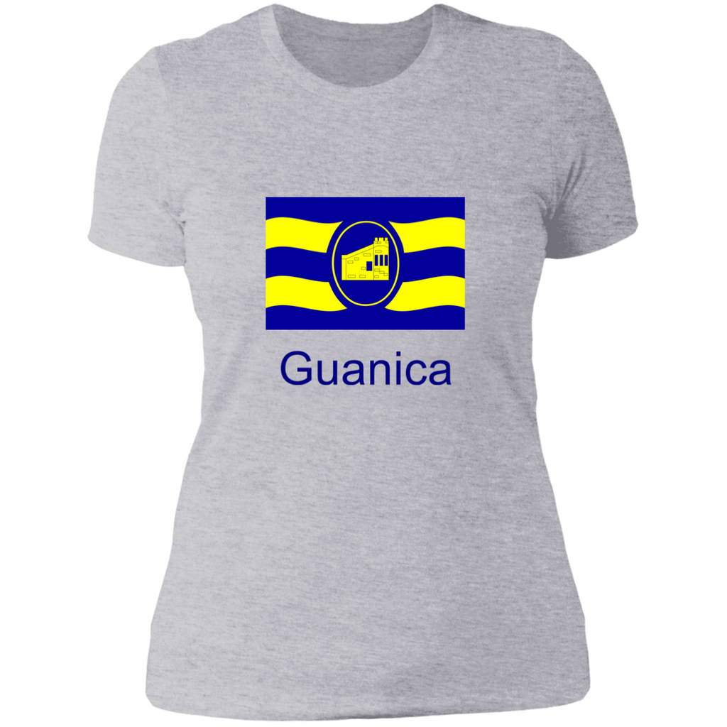 Guanica Flag NL3900 Ladies' Boyfriend T-Shirt