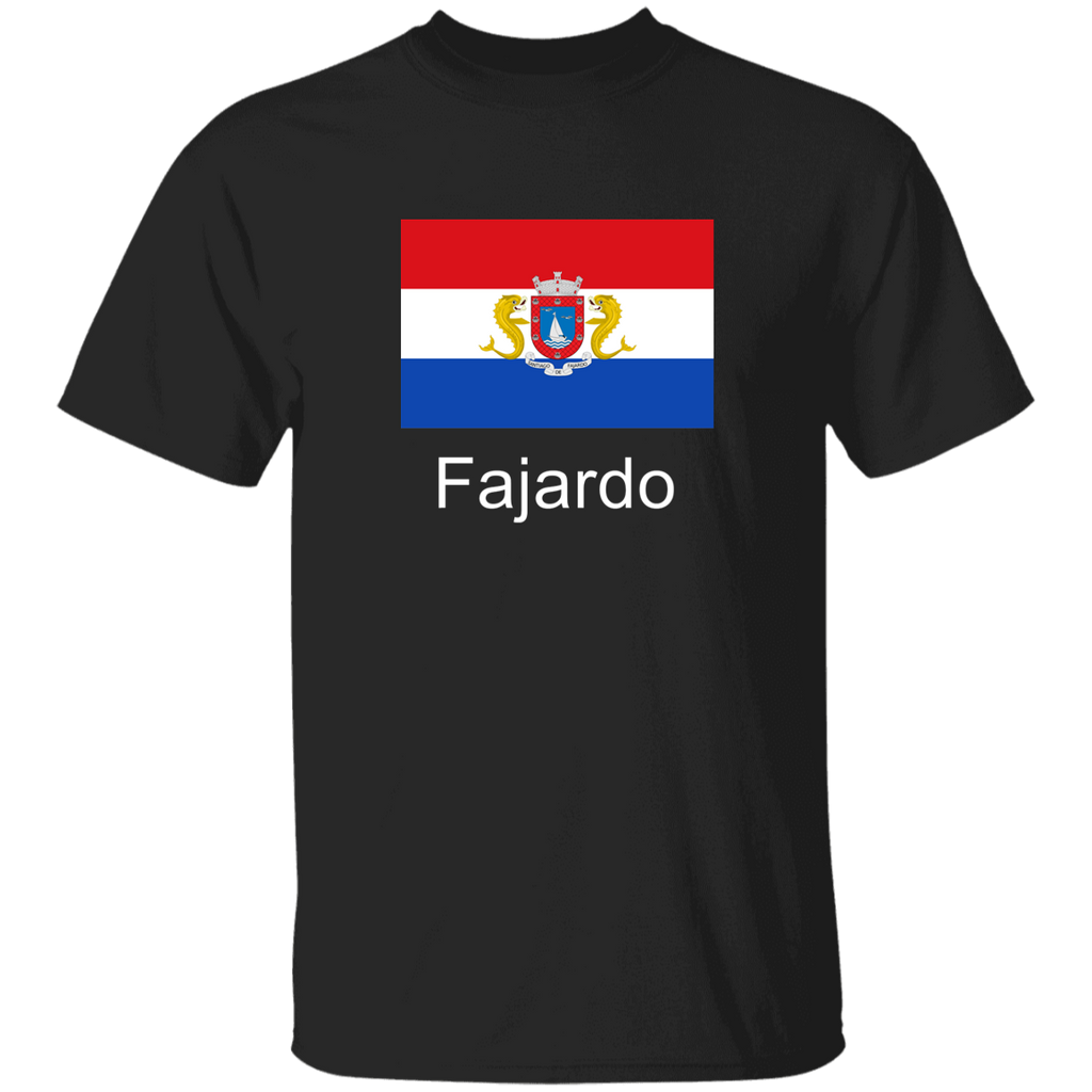 Fajardo Flag G500 5.3 oz. T-Shirt