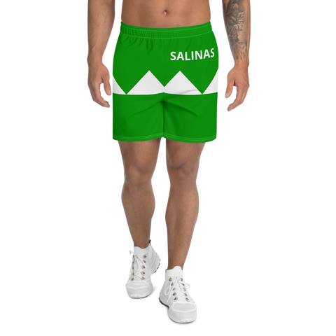 Salinas Men's Athletic Long Shorts