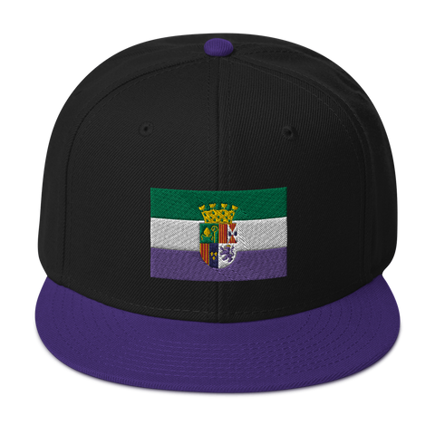 San German Snapback Hat