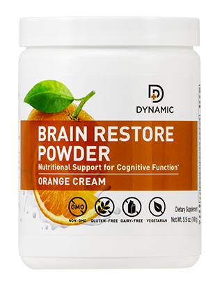 Dynamic Brain Restore Powder