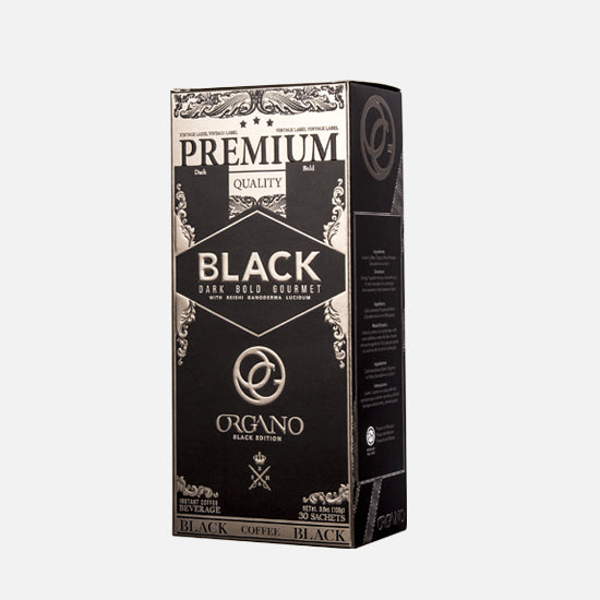 Organo Gourmet Black Coffee