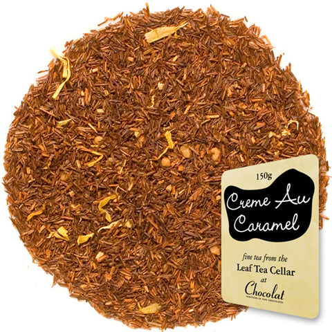Creme au Caramel Loose Leaf Tea