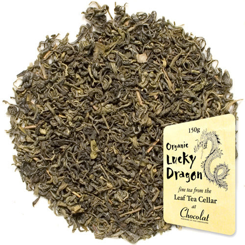 Organic Lucky Dragon Loose Leaf Tea