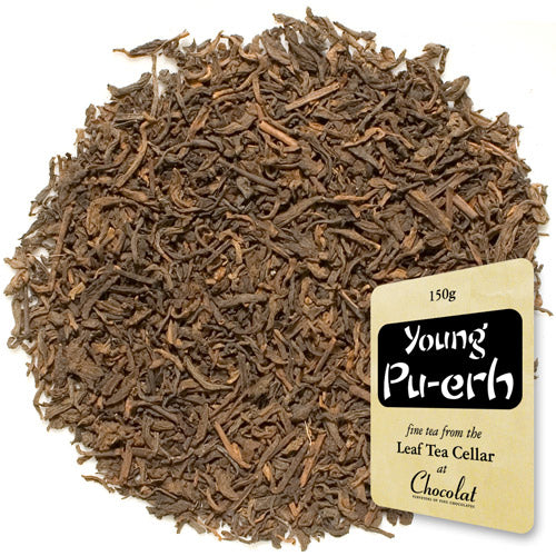 Young Pu-Erh Loose Leaf Tea
