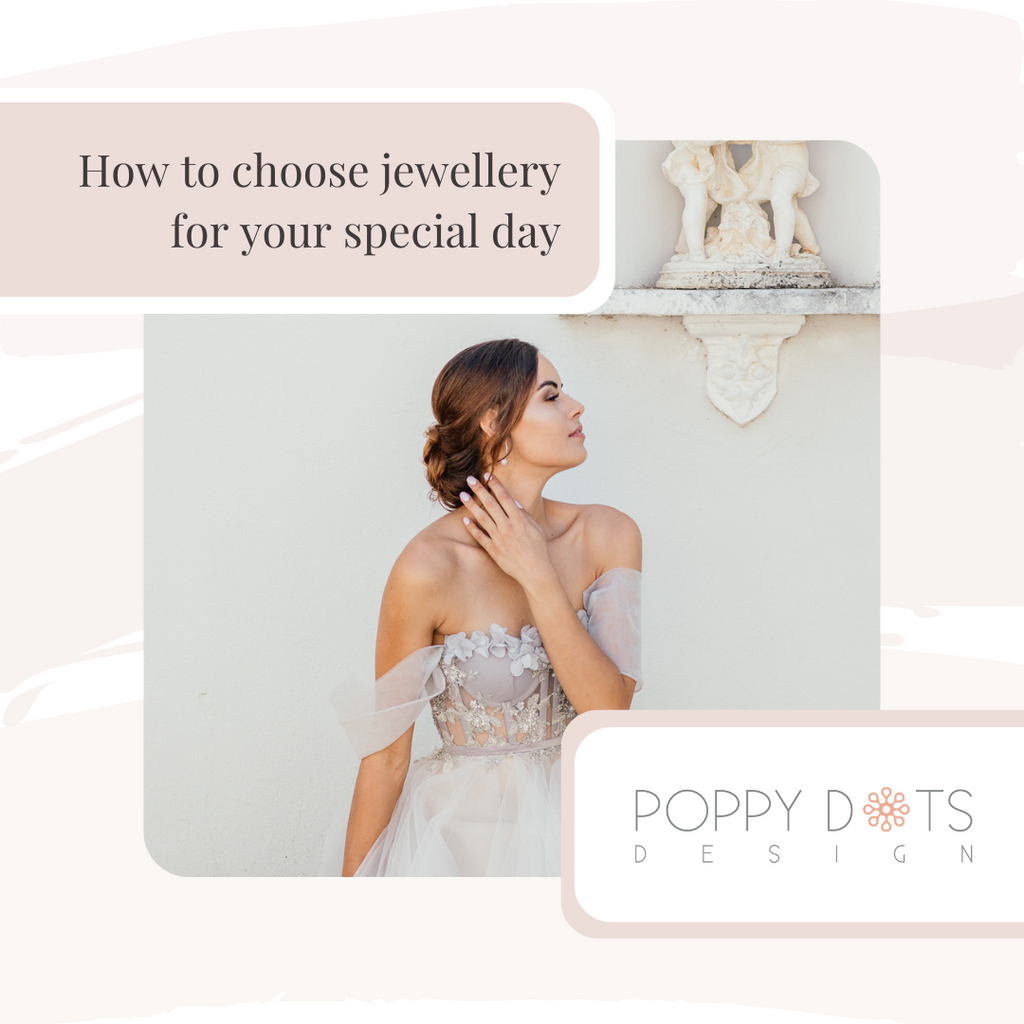 5 TIPS to choose the perfect earrings for your wedding or special occasion