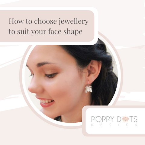 How to choose jewellery to suit your face shape