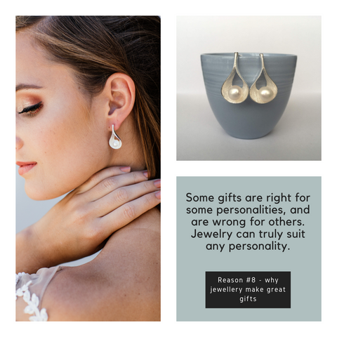 Reason 8 why jewelry make great gifts